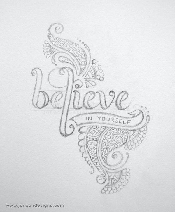 Drawn idea In Best by ideas Believe