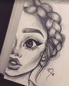 Drawn photos artsy Girl Drawing and kép drawing