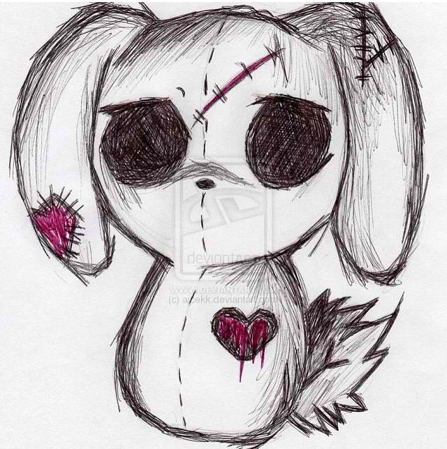 Drawn sad emo Drawings ideas for Best on