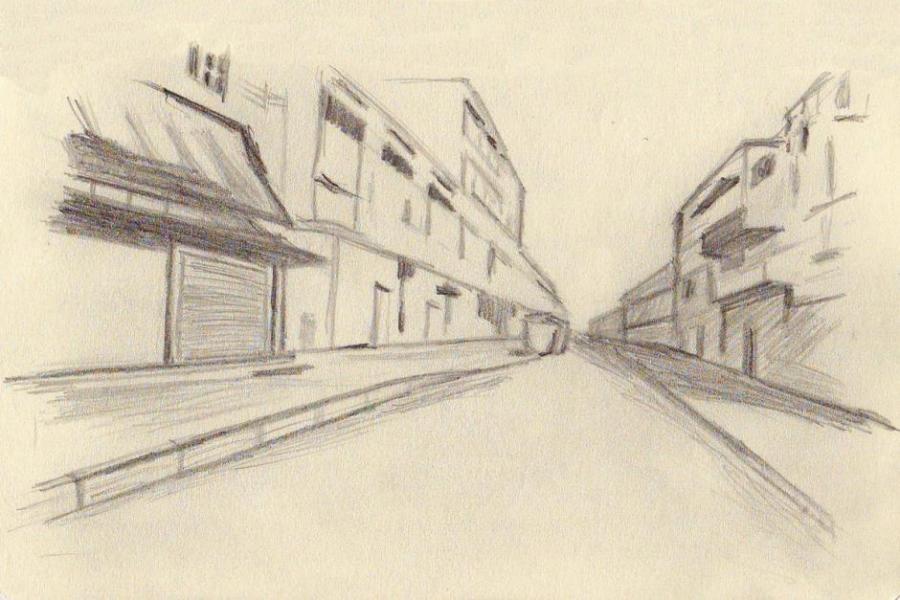 Drawn idea lonely #14