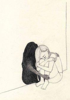 Drawn sad sad heart The tumblr w ideas d