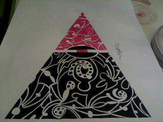 Drawn illuminati #7