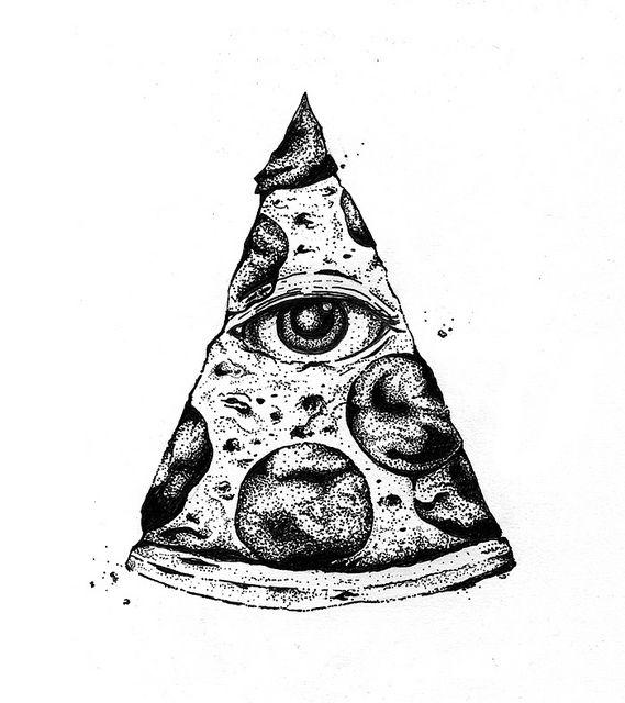 Drawn illuminati #12