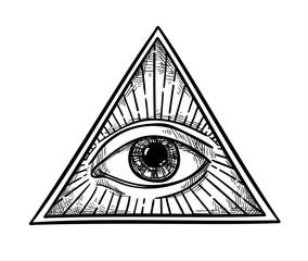 Drawn illuminati #8
