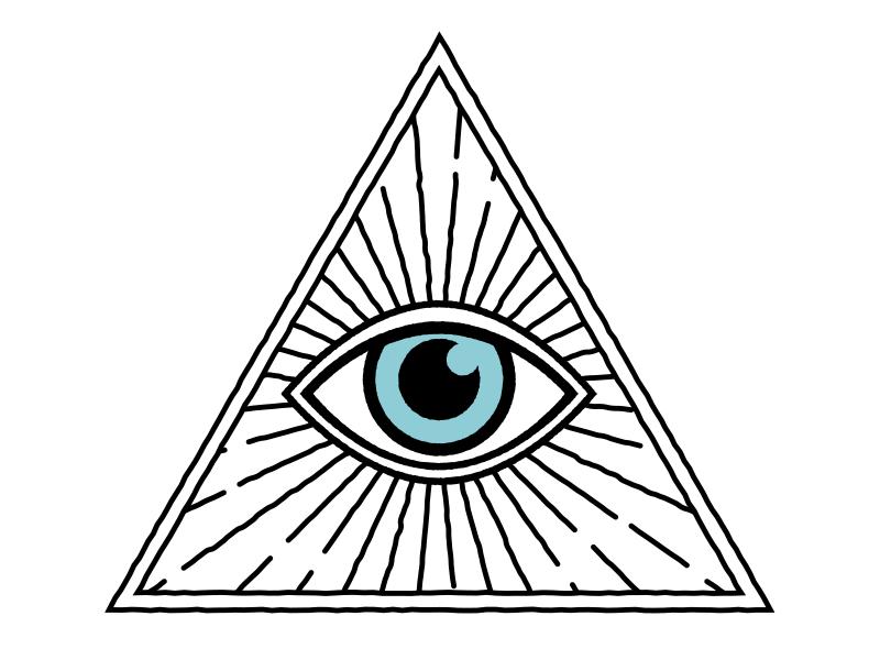 Drawn illuminati #13