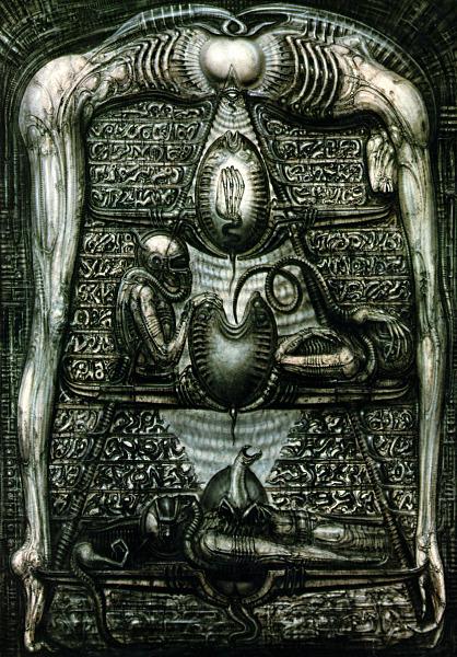 Drawn illuminati alien Satanist should be  H