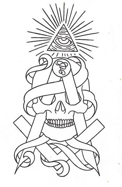 Drawn illuminati anti Tattoo illuminati illuminati Illuminati and