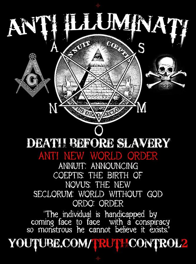 Drawn illuminati anti Becuo Anti Anti Illuminati &