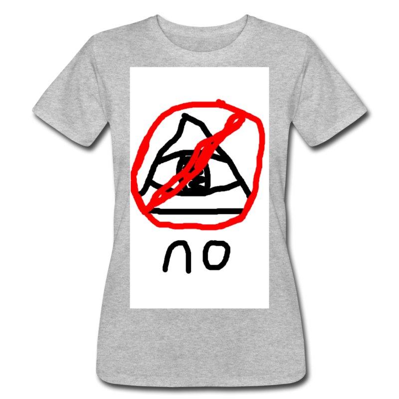 Drawn illuminati anti Shirt  Illuminati the Poorly