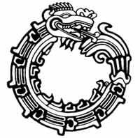 Drawn illuminati anti Rex Quetzalcoatl Top Symbols Illuminati