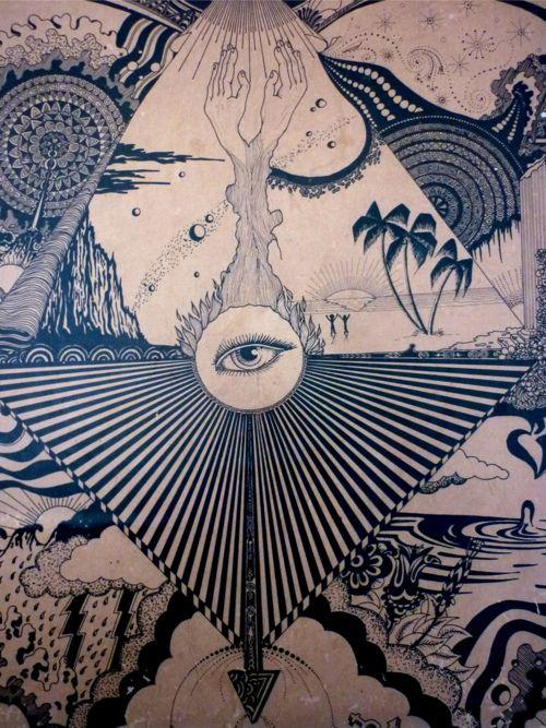 Drawn triipy third eye Best Find ~ more on