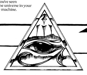Drawn pyramid eye drawing Virus and jpg eyes as