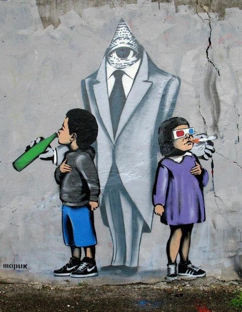 Drawn illuminati graffiti #illuminati Alex BEST Jones Illuminati