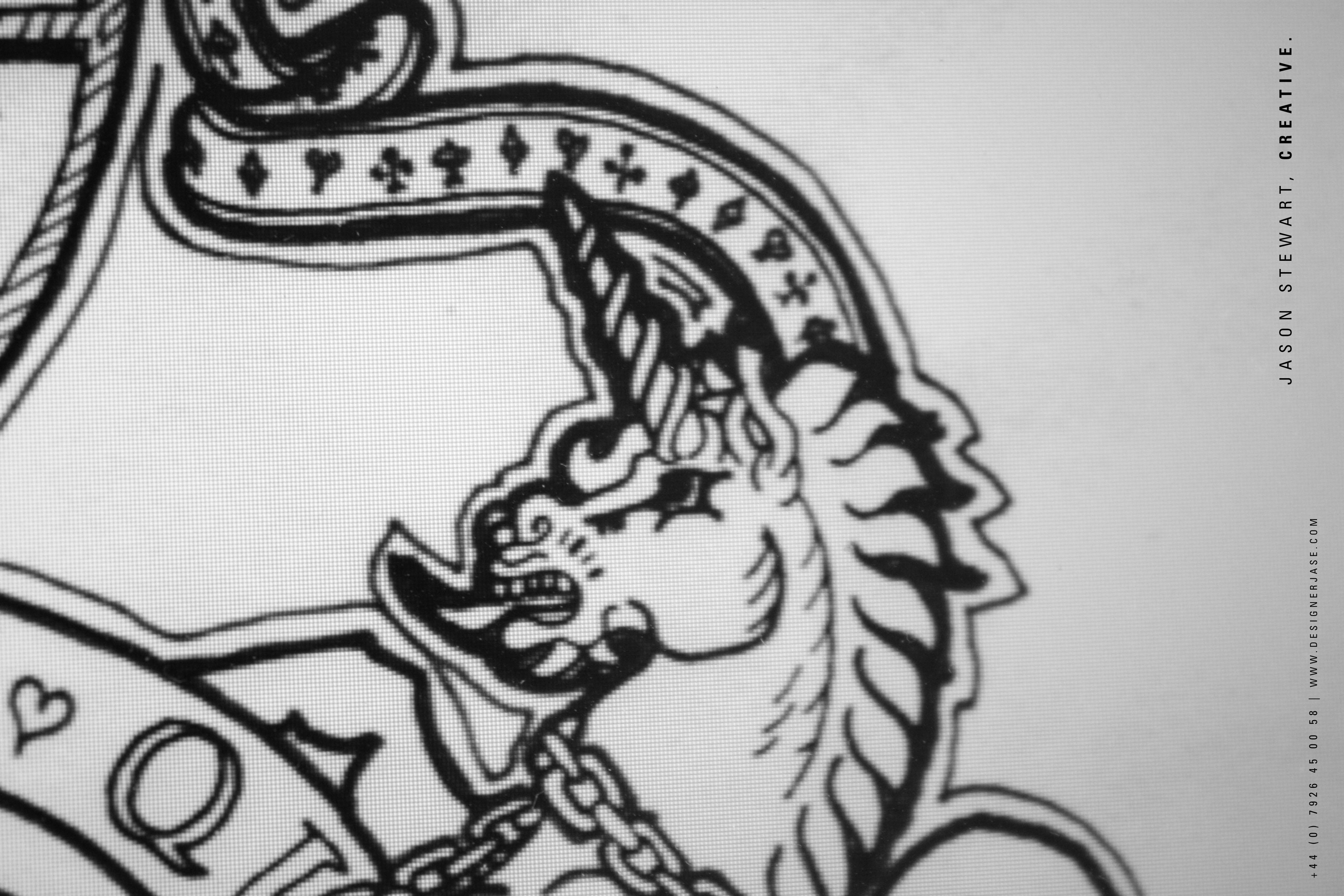 Drawn illuminati hand Of Detail Stewart Jason work