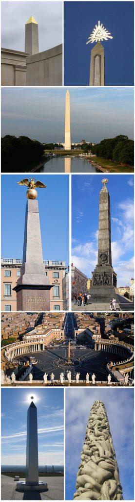 Drawn illuminati obelisk Illuminati  & Bombard Don