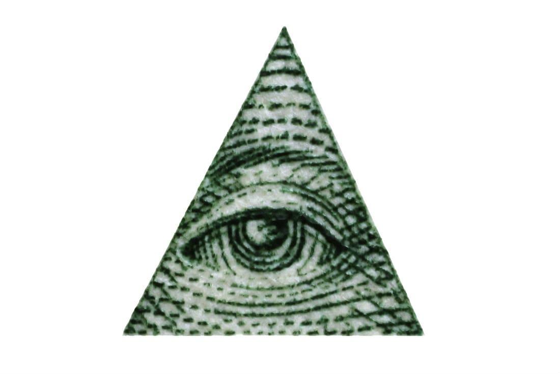 Drawn illuminati target What's Hop's Illuminati Obsession? Complex