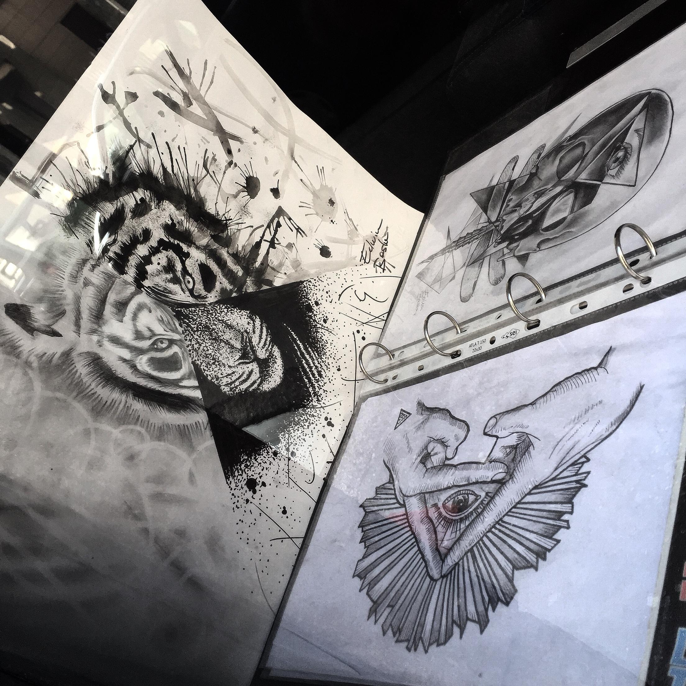 Drawn illuminati target Occhio watercolor tronangolo teschio illuminati