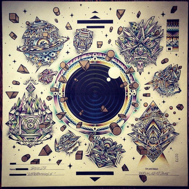 Drawn illuminati target Pinterest geometry images about on