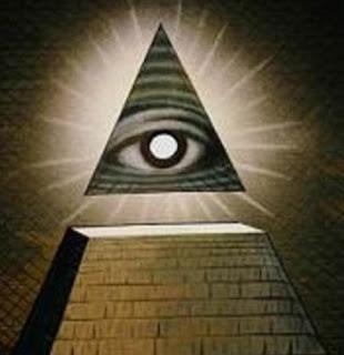 Drawn illuminati target  Signs Revealed All Illuminati