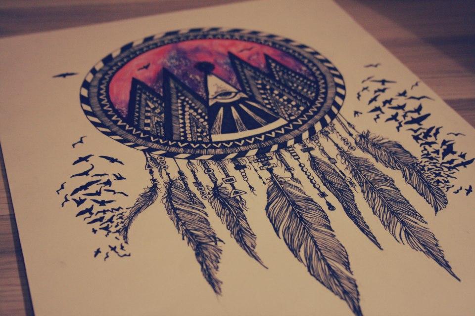 Drawn illuminati tumblr wallpaper Discovered B by Paula We
