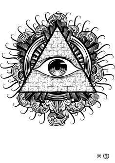 Drawn illuminati tumblr wallpaper THE TUMBLR pictures HOUSE PUPIL