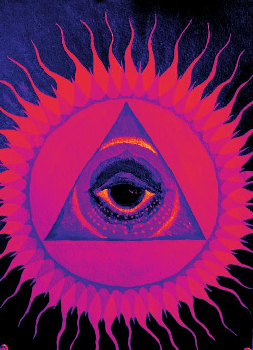 Drawn illuminati tumblr wallpaper Eye Tumblr sees the all