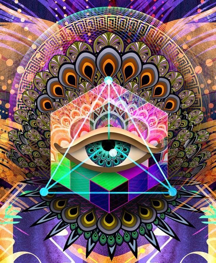 Drawn illuminati tumblr wallpaper Google tumblr  dope buddha