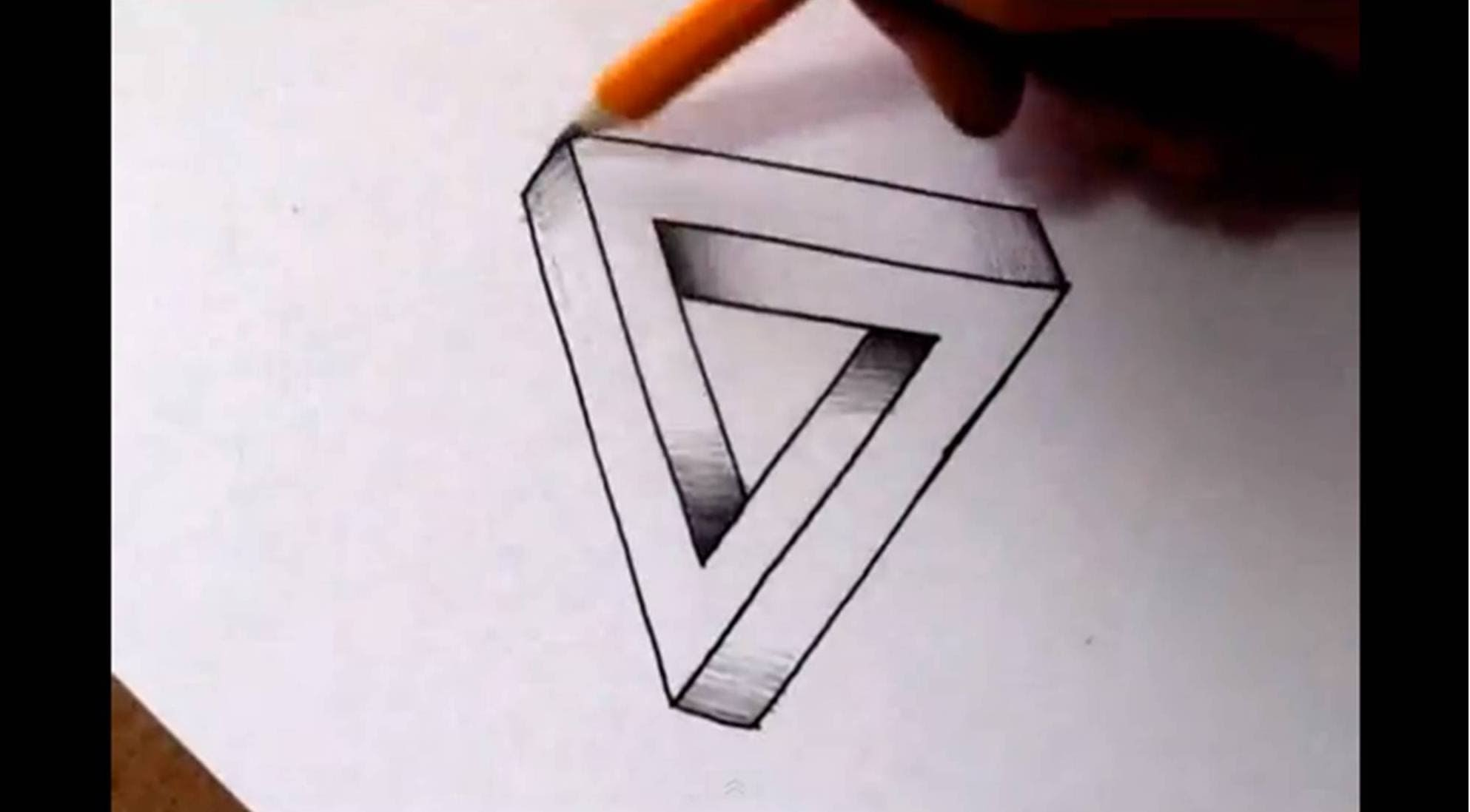 Drawn illusion Illusion To Optical How To