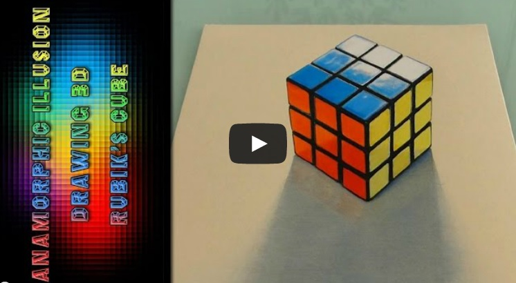 Rubik's 3D by on AmBr0