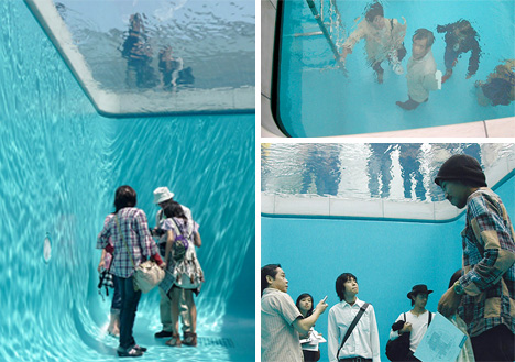 Drawn illusion swimming pool Fabulous There Get Illusions Pool