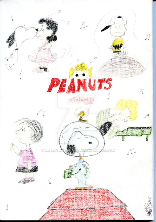 Drawn imagination Drawn DeviantArt Imagination peanuts quick