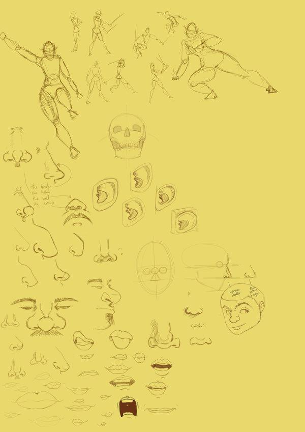 Drawn imagination 2014 by Digital 12 12