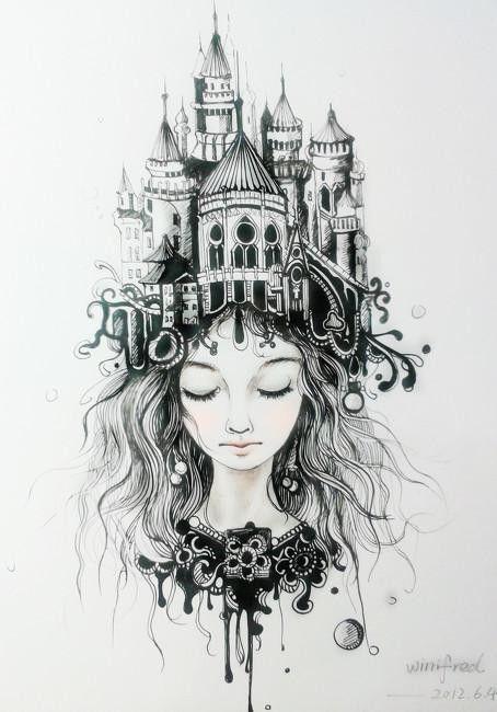 Drawn imagination On this