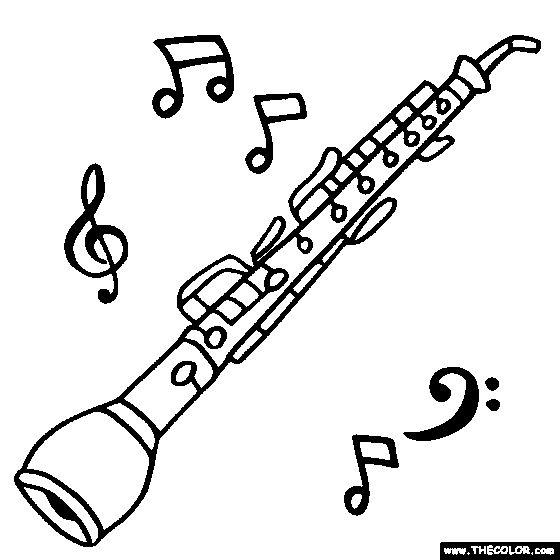 Drawn instrument oboe Best Pinterest more Oboe images