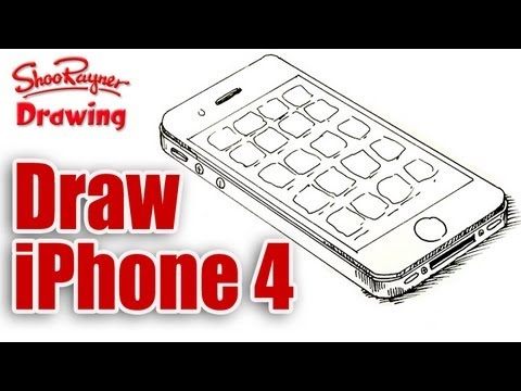 Drawn iphone Beginners 4 and an How