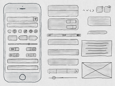 Drawn iphone 6s Ui iPhone Vladimir Ui