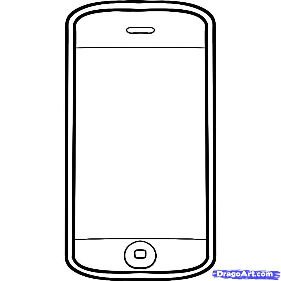 Drawn iphone To use how use draw