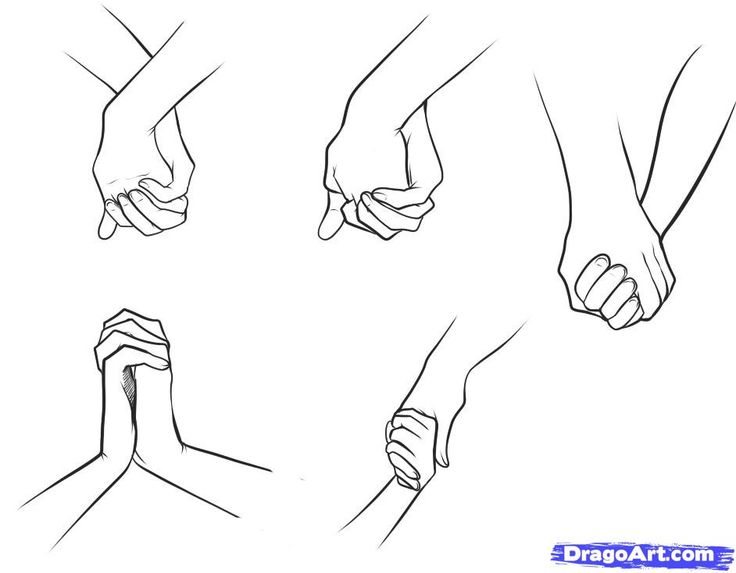 Drawn peace sign two finger Holding on best 25+ hands