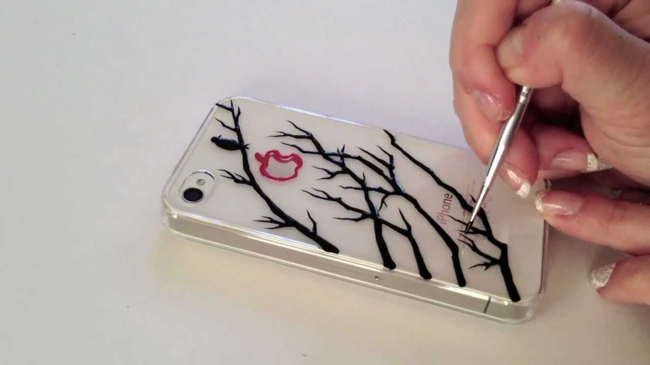 Drawn phone iphone On Tree drawing phone the