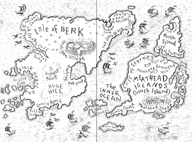 Drawn island isle Your  How (Books) How