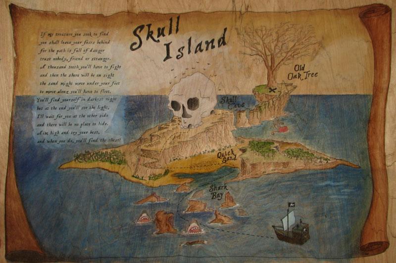 Drawn island real  Richardson Places Friend Banker