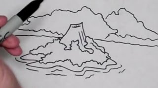 Drawn islet Island YouTube Draw to How