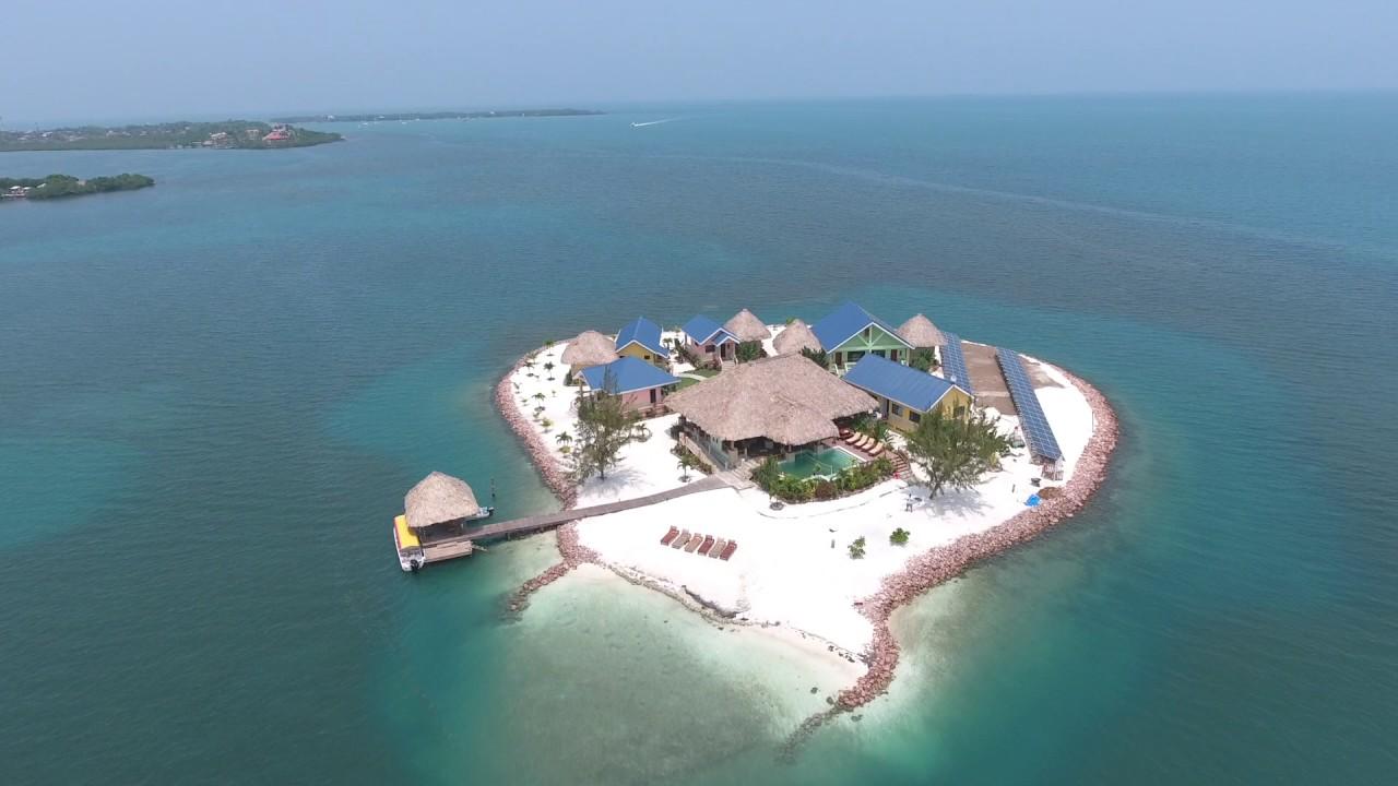 Drawn islet belize Luxury Rental Placencia  –