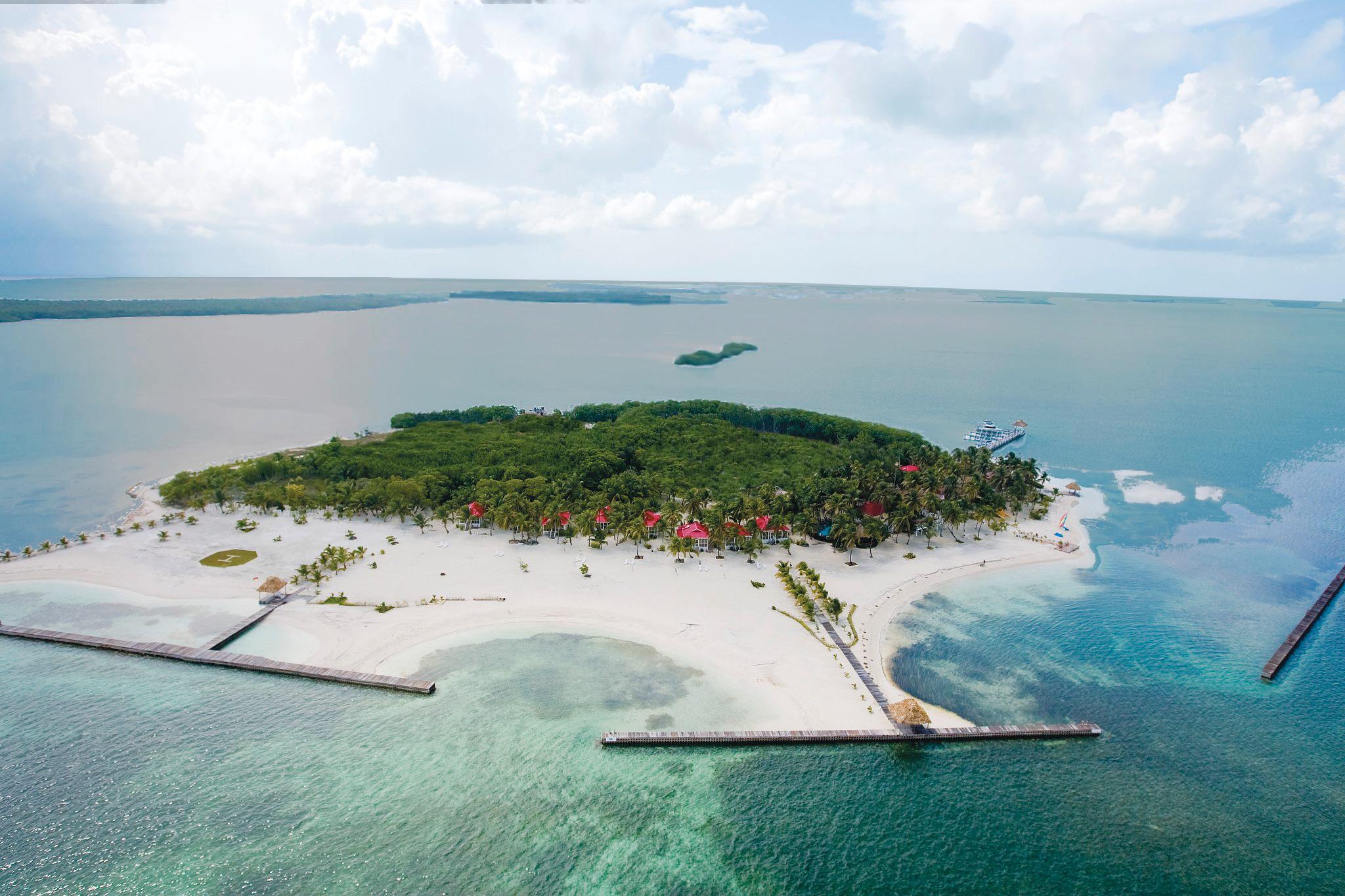 Drawn islet belize Dive Caradonna  Adventures Diving