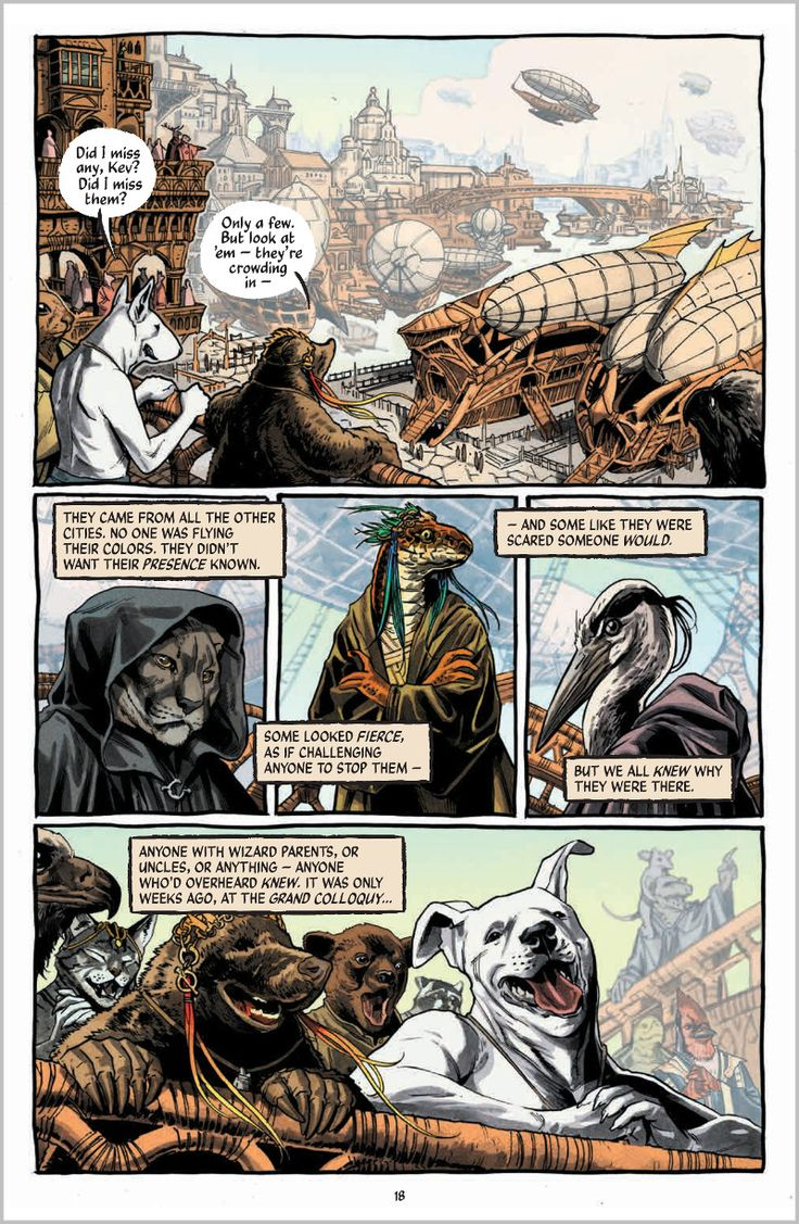 Drawn islet comic Autumnlands on Comic images the