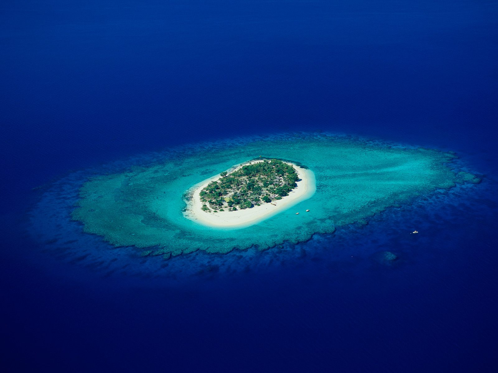 Drawn islet fiji Islands Fiji Fiji the Travel