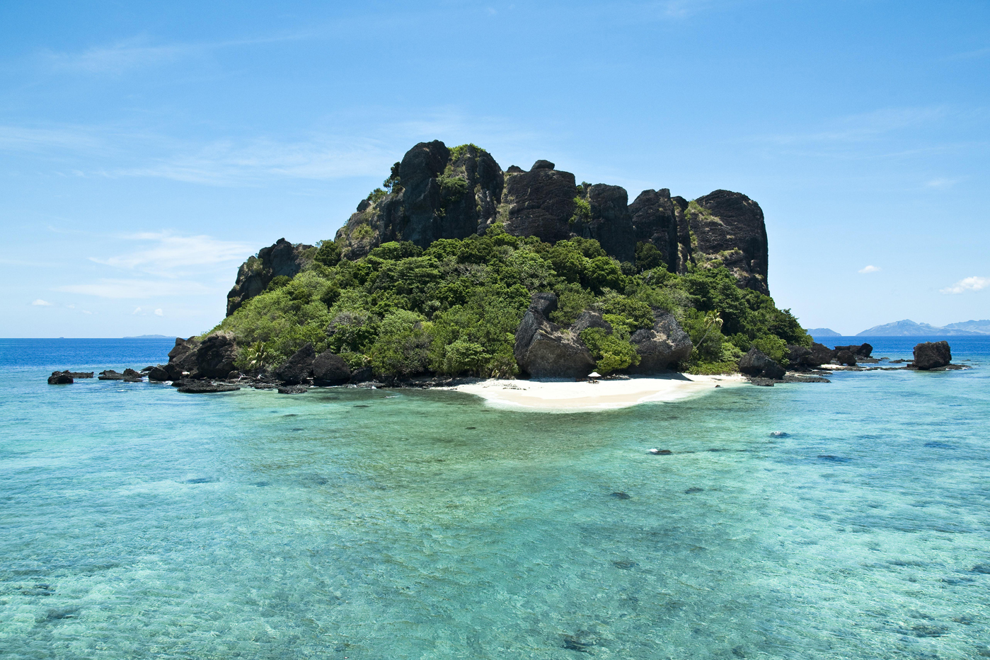 Drawn islet fiji Fiji Which Venture  Islands