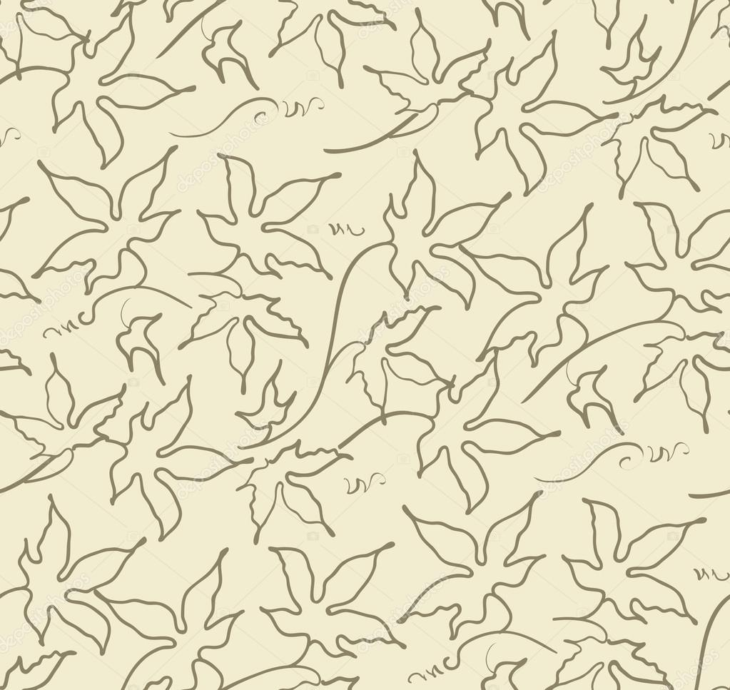 Drawn ivy Vector — Classic #73150027 ivy