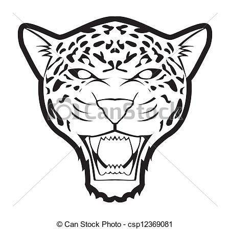 Drawn jaguar #13