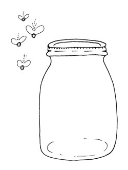 Drawn jar By Jar Wee Original